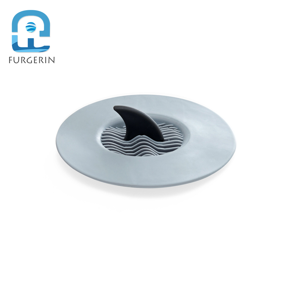 FURGERIN Drain Hair Catcher Shower Filter kitchen Sink Accessories hair stopper silicone sink strainer drain Stopper sink plug