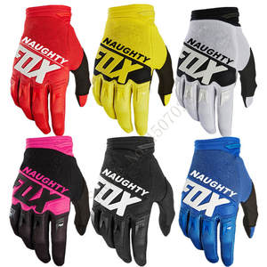 Anti-sweat Breathable Cycling Finger Gloves MTB BMX Mountain Dirt Bicycle Gloves