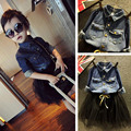 New 2016 Fashion Children girls Clothing (denim blouse+Black tutu skirt) Baby costume Girls casual Spring Kids Girls clothes