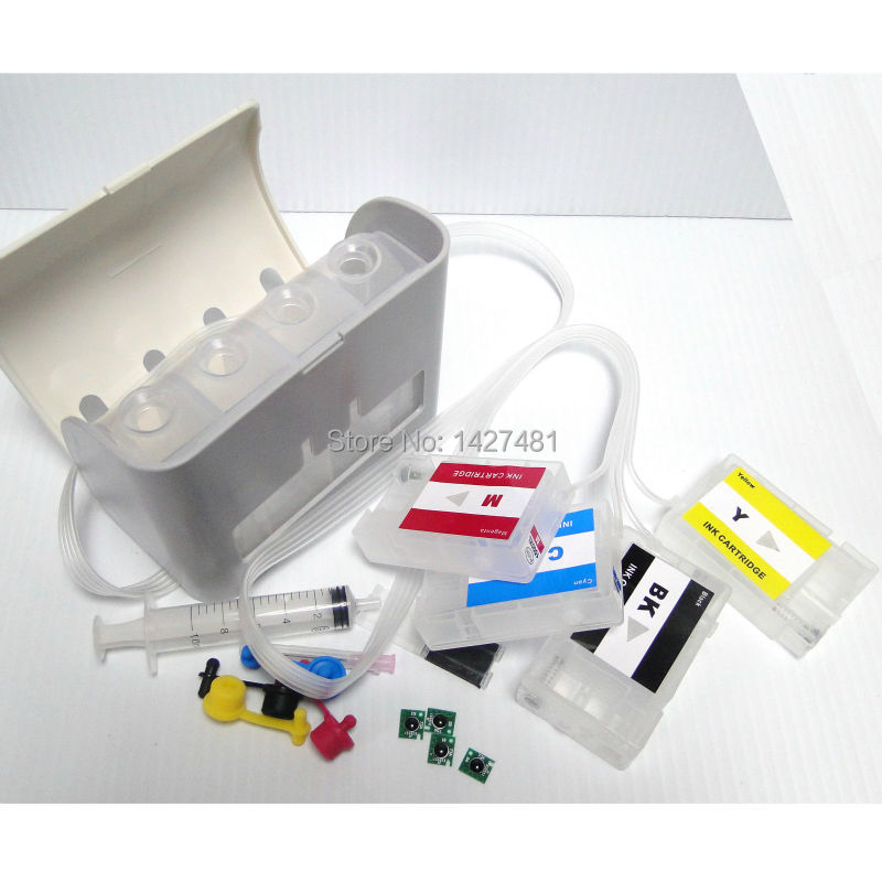ФОТО PGI-1400 XL ciss For Canon PGI1400 PGI-1400XL MAXIFY MB2040 MB 2040 MB2340 MB 2340 printer with ARC Chip