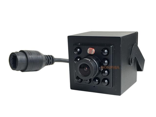 DONPHIA POE Мини Ip-камера Full HD 1080 P ИК-светодиодов день ночного видения Сетевая Камера P2P Onvif 2.0MP Безопасности мобильного удаленного мониторинга