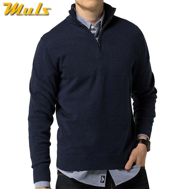 2018 Marke Einkaufen Woche Neue Polo Herren Pullover Pullover Winter Baumwolle Gestrickte Zipper Pullover Männlichen Jumper Herbst Frühling Jersey Und Verdauung Hilft