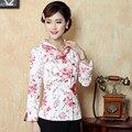 Бесплатная Доставка Чудаковатый Китайская традиция Женщины Шелковый Атлас Куртка Пальто Верхняя Ml XL XXL XXXL TYR15