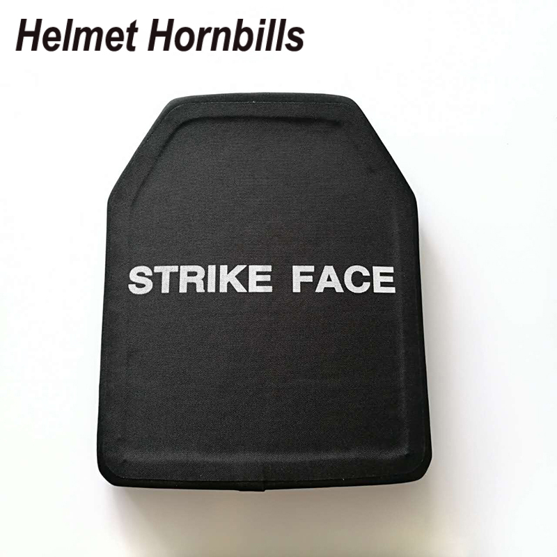 Helmet Hornbills NIJ Level IIIA Bulletproof Panel/Level 3A Stand Alone Ballistic Panel/Level 3A Body Armor Plates
