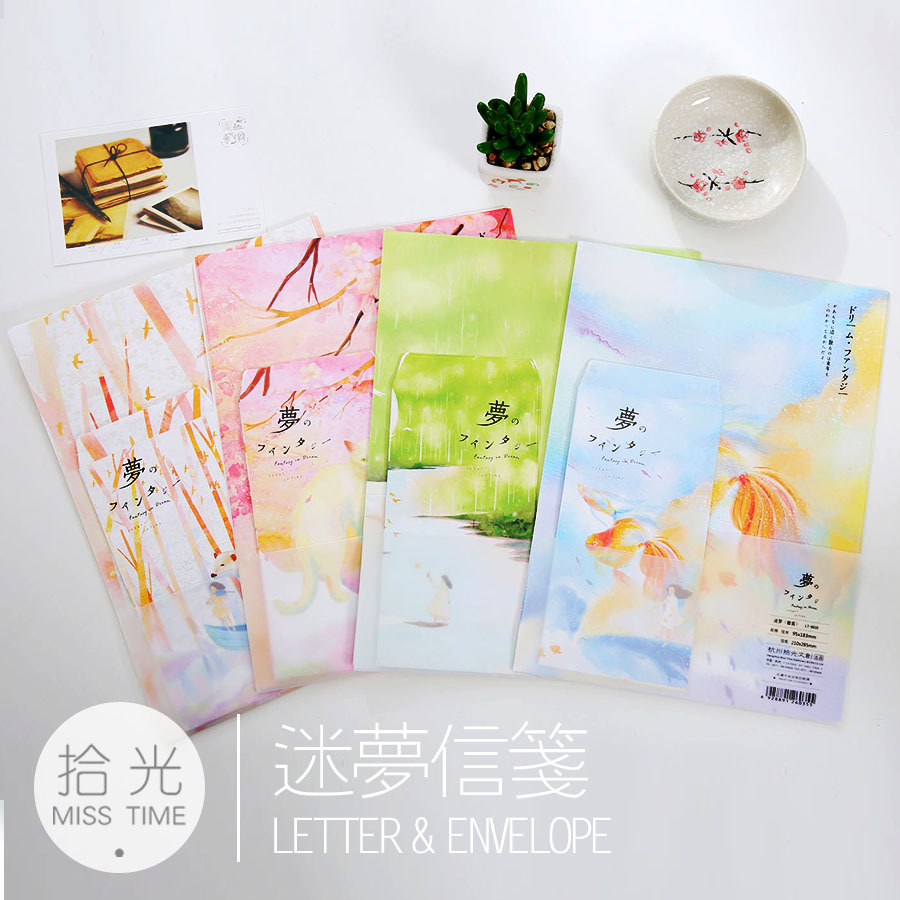 online get cheap writing paper for letters com 6 sheet letter paper 3 pcs envelopes cartoon cat letter pad set set writing