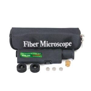 Image 2 - Handheld Inspection Probe Komshine KFM 200 Fiber Optic MicroScope with 1.25/2.5mm Adapter