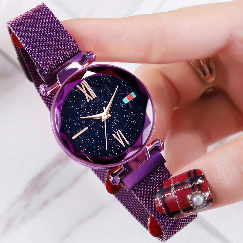 luxury-rose-gold-women-watches-minimalism-starry-sky-magnet-buckle-fashion-casual-female-wristwatch-waterproof-roman-numeral