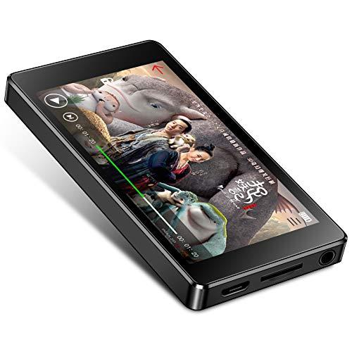 Nouveau lecteur MP3 2020 RUIZU D20 3.0 pouces écran tactile haut-parleur intégré HIFI lecteur de musique sans perte avec FM, lecteur vidéo