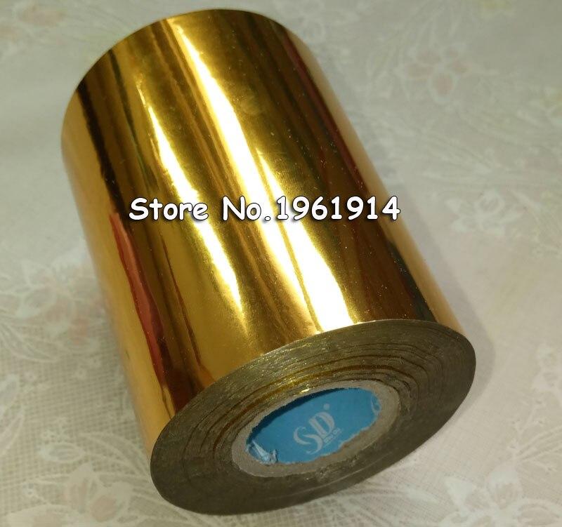 все цены на 1 roll 4cm 6cm 8cm Hot Stamping Foil Paper Gilded Paper DIY Gold Foil Black Blue Golden Silver pink Laser Transperent Plain Foil