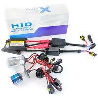 AC 55 W 35 W Slim Ballast Kit HID Xenon H7 Koplamp Lamp H1 H3 H11 9005 9006 3000 K 4300 K 5000 K 6000 K 8000 K 10000 K vervanging