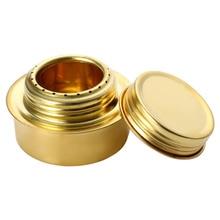 Portable Mini Copper Alloy Spirit Lamp