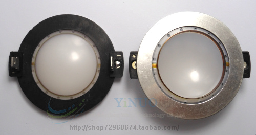 2pcs -<font><b>RCF</b></font> <font><b>ND350</b></font> CD350 8 ohm High Quality Diaphragm FREE SHIPPING image