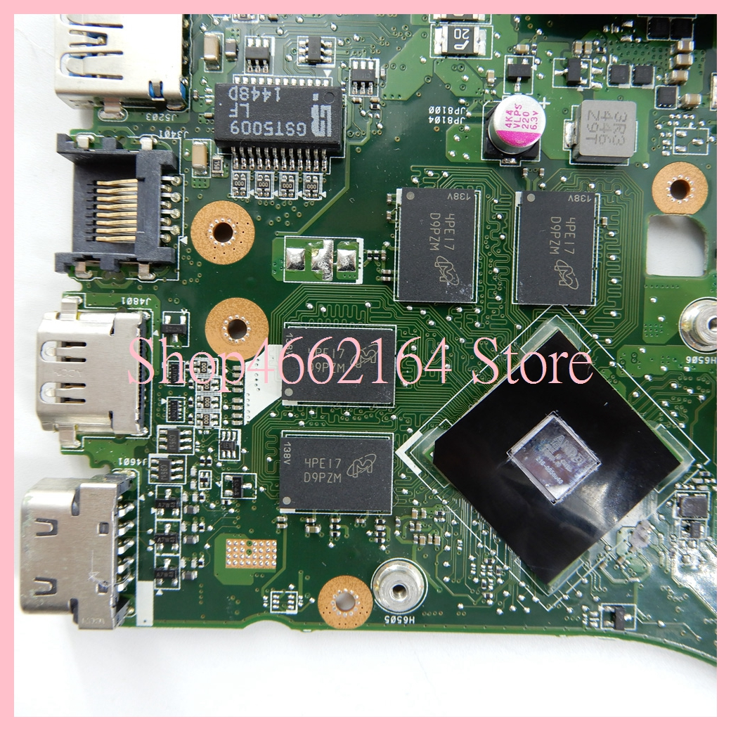 Image 5 - X550ZE motherboard REV2.0 For ASUS X550ZE A10 7400CPU Laptop motherboard X550 X550Z X550ZA Notebook mainboard fully tested-in Laptop Motherboard from Computer & Office