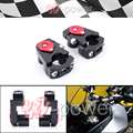 fite For Triumph Tiger 800 / XC / XRX Tiger 1050/1200 NEW Motorcycle Adjustable Handlebars Riser Bar Clamp Extend Adapter