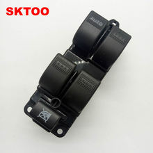купить 16Pin For Mazda 6 glass lifter switch, left front door window switch assembly FC01-66-350A дешево