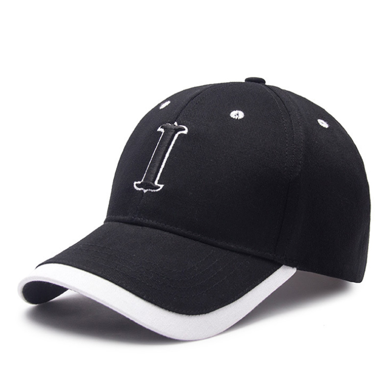 [AETRENDS] 2018 Summer hat white   baseball     cap   for women cotton tennis outdoor luxury brand a   cap   for a girl youth hats Z-6500