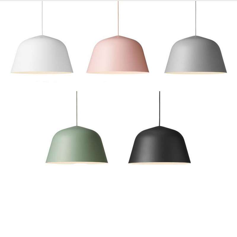 Original Ambit Aluminum Pendant Light Nordic Creative Europe Led E27 Pendant Light for Dining Room Restaurant Dia 25/40cm 1552 bried led aluminum acryl pendant light for office dining room ruler creative jane pendant light 110 220v 34 60 90 120cm 1759