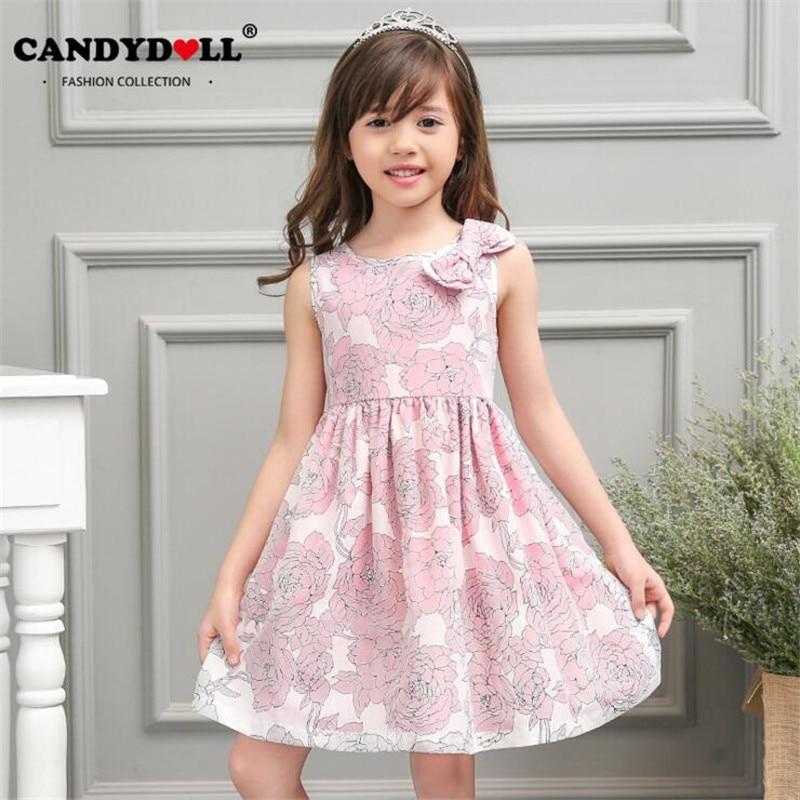 Flowermodels Candy Dolls Illusion: Aliexpress.com : Buy CANDYDOLL 2017 Summer Flower Girl