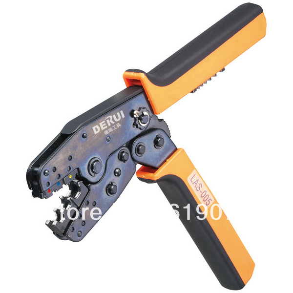 LAS-005 A new generation of energy saving type wire clamp 1pc vh3 6bj new generation of energy saving crimping pliers foinsulated terminals capacity