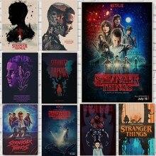 Stranger Things Posters font b Wall b font font b Stickers b font font b Home