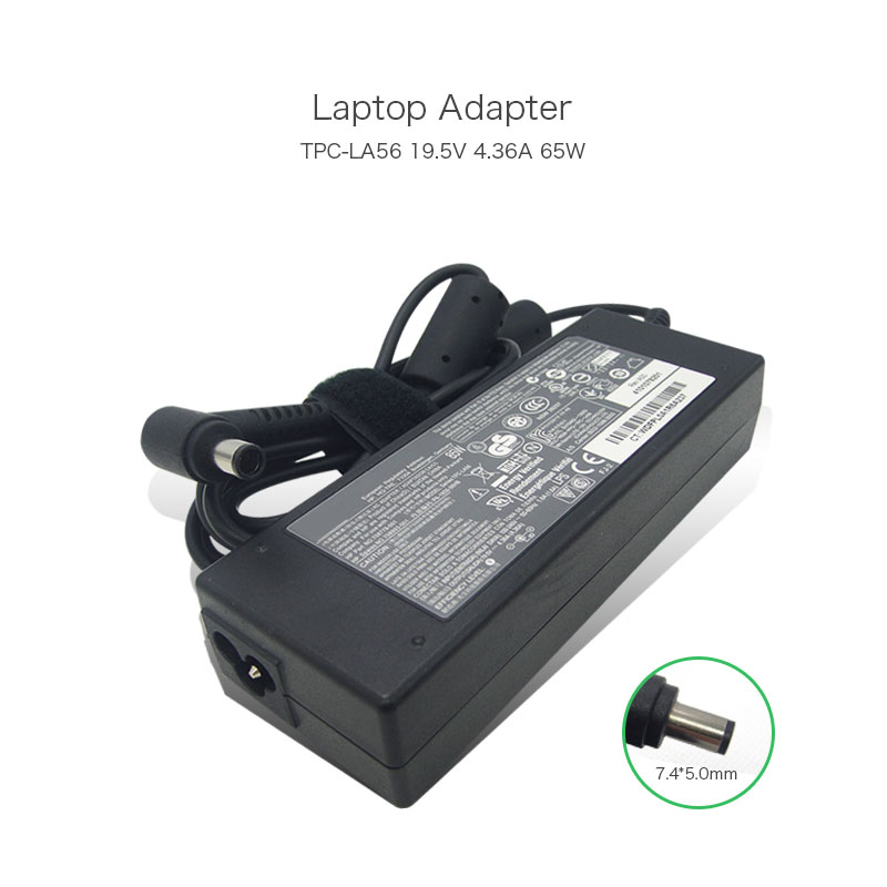 US $31 45 |19 5V 4 36A 85W 7 4*5 0mm Portable Charger for HP T610 666265  001 688030 001 TPC LA56 PA 1850 06HA TPC DA56 Laptop Power Supply-in Laptop
