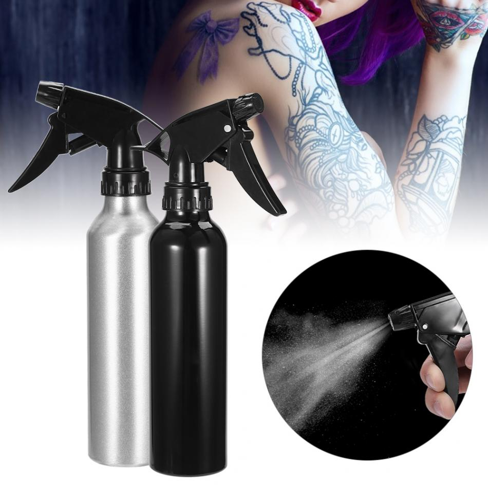 Perfume And Water Tattoo: 250ml Professional Tattoo Spray Bottle Hairdressing Flower
