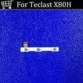 Venda quente 100% Botão de Volume Cabo Flex original Para Teclast X80H tablet Volume up/down Key Flex Cable FPC Substituição em estoque