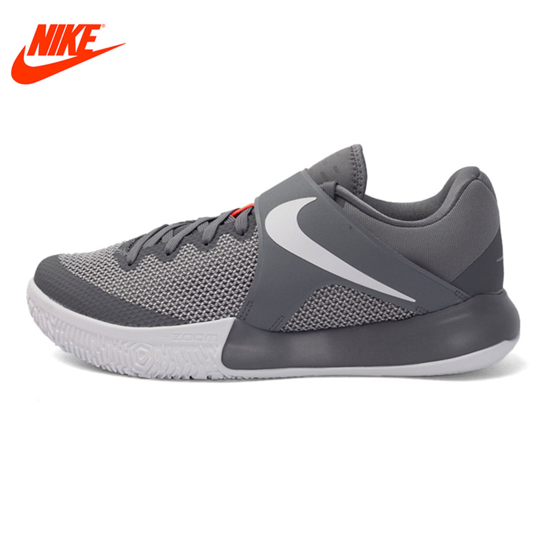 NIKE Original New Arrival Men's Air Cushion Basketball Shoes Shoes Sneakers oodji пуловеры джемперы для