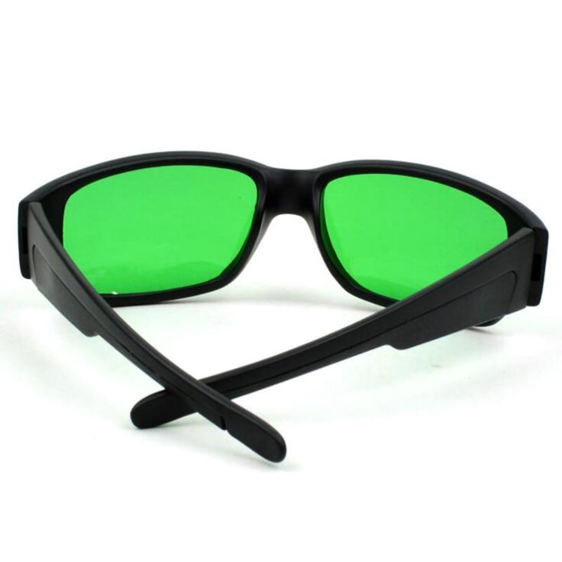 Protective Indoor Hydroponics LED Grow Room Glasses UV Polarizing (3)