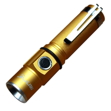Portable 3000 Lumens Powerful LED Flashlight CREE XPE Q5 LED 3 Modes Police Flashlight Aluminum Mini Torch Light