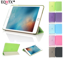 Case For 2017 2018 New ipad 9.7 - 6th For Air 1 Sleep wake-up magnet- EQHTX Smart Case Ultra Slim Original 1: 1 Tablet Leather case for new ipad 9 7 2017 2018 6th for air 1 sleep wake up magnet smart case ultra slim original 1 1 tablet leather ycjoyzw