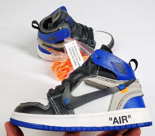 air 1 JORDAN 1 Jointly Signed High OG 1s Kids Basketball shoes Chicago 1 Infant Boy Girl Sneaker Toddlers Trainers