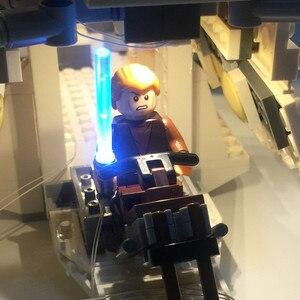 Image 4 - HA CONDOTTO LA luce kit per lego 75021 e 05041 Il Republic Gunship blocchi di costruzione (solo la luce kit incluso)