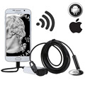 Swrisnt 2.0 Megapixel CMOS HD 9mm WiFi Endoscope Borescope Waterproof Video Inspection Camera Snake for IOS and Android Phones