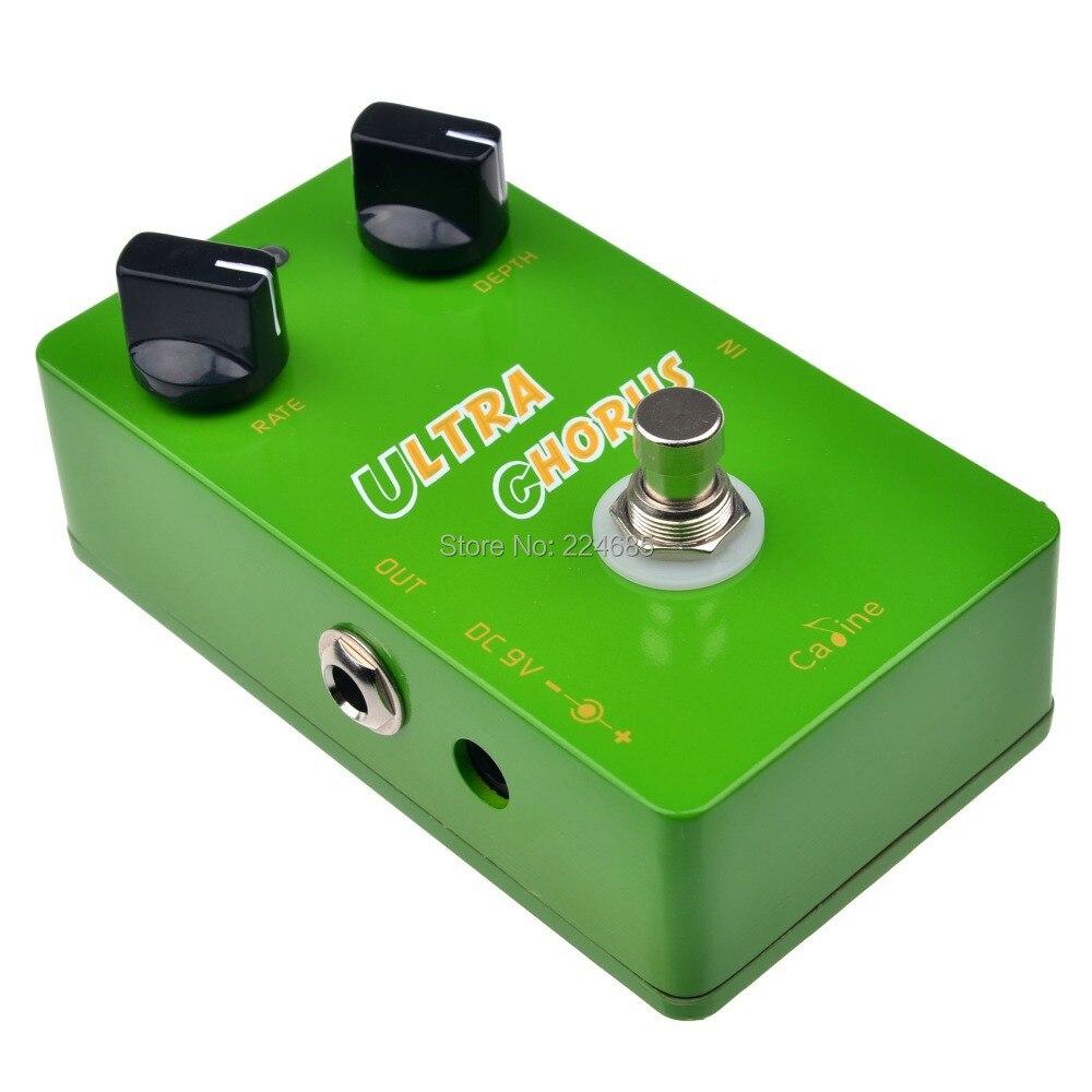 Caline CP-28 Pedal de efecto de guitarra ultra coro Padels de - Instrumentos musicales - foto 5