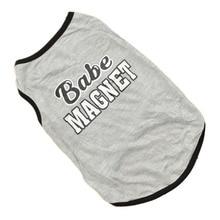 Tank Vest Dog T Shirt