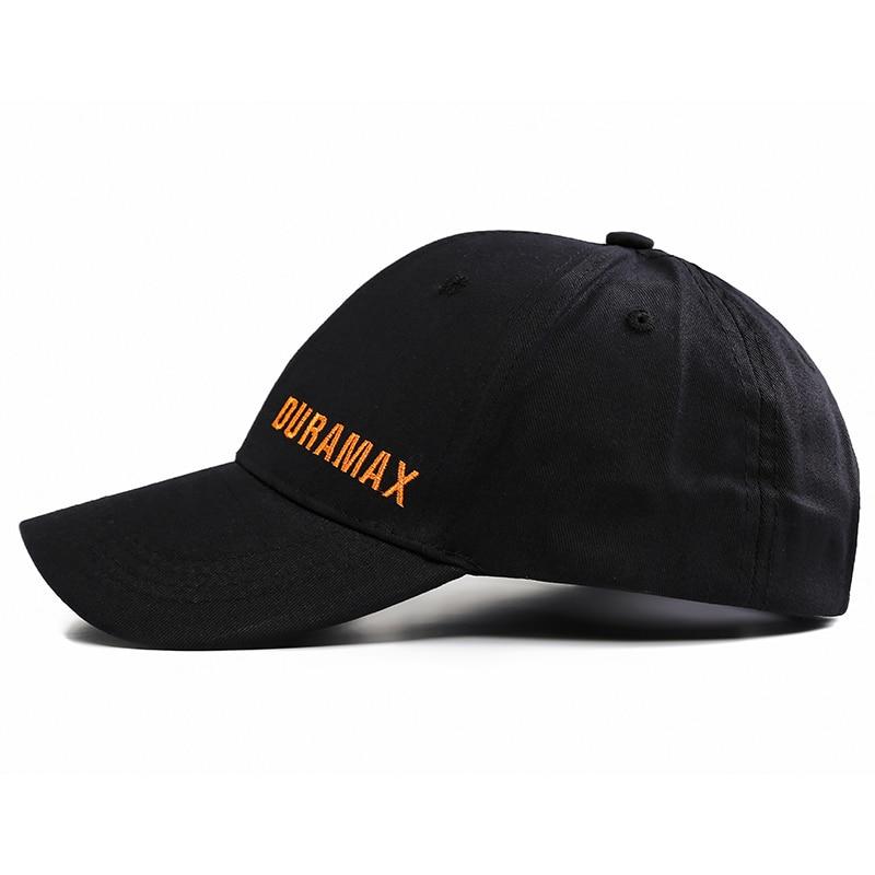 a3af4e44572 Duramax High Horsepower Driver Cap Off-road Baseball Caps Bone Muscle  Strength DURAMAXHUB Snapback Hats