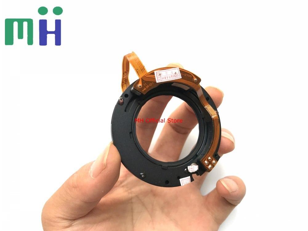 オリジナル70 200 2.8はレンズ絞り制御グループダイヤフラムユニットキヤノン70〜200ミリメートルf/2.8lはusmレンズリペアパーツユニット  グループ上の 家電製品 からの レンズ パーツ の中 1