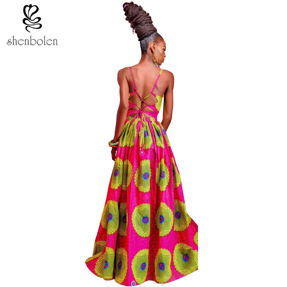 Aliexpress.com : Buy 2017 African dresses for women Ankara style ...