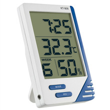 Promo offer High Accurate Digital LCD Indoor/ Outdoor Thermometer Hygrometer Temperature Humidity Meter P20