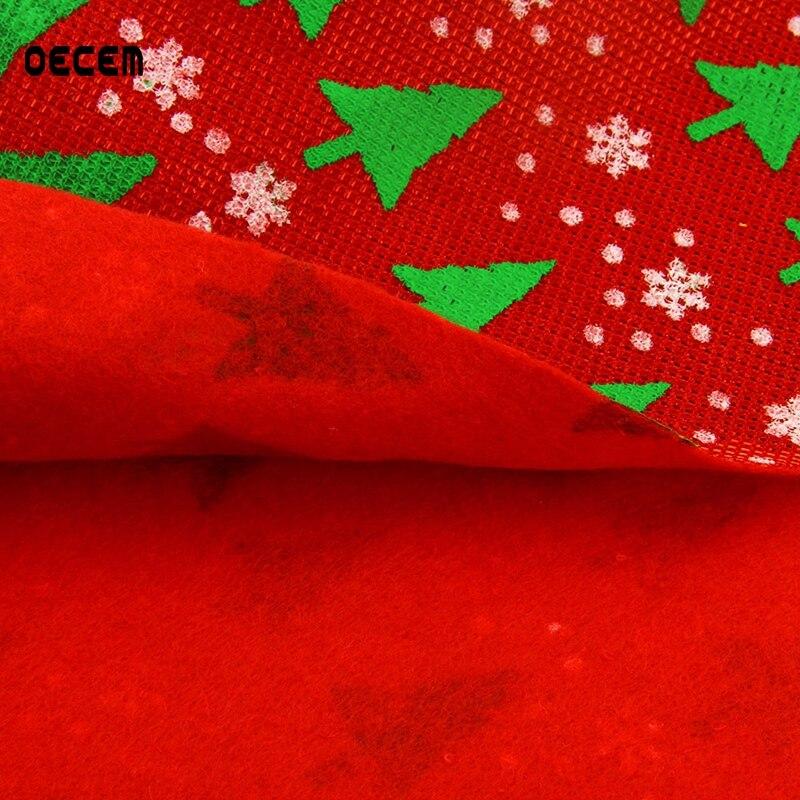 OECEM 100x50 cm 2017 Neujahr Weihnachten Muster DIY Nähen Patchwork ...