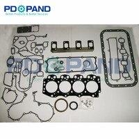 Conjunto completo de J2 Motor Reconstruir Revisão Kit de Vedação PARA A KIA PREGIO Caixa TB/K2700 SD/BONGO Plataforma /Chassis 2665cc 2.7D