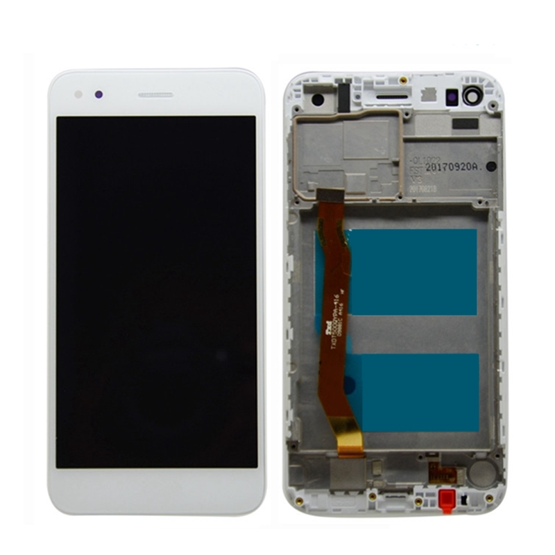 For Huawei P9 Lite Mini LCD Display For Y6 Pro 2017 Touch Screen Digitizer Assembly Replacement For SLA-L02 SLA-L22 SLA-TL00 LCD