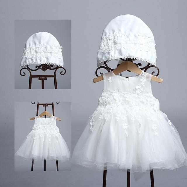 1ca5a74a6589 Aliexpress.com   Buy Princess Baby Girl Dress Cute Flower 1st ...