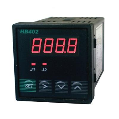 Интеллектуальный вольтметр HB402T-v с 0-10 В Вход двухстороннее сигнализации Выход полный спектр постоянного и переменного тока общего назначен...