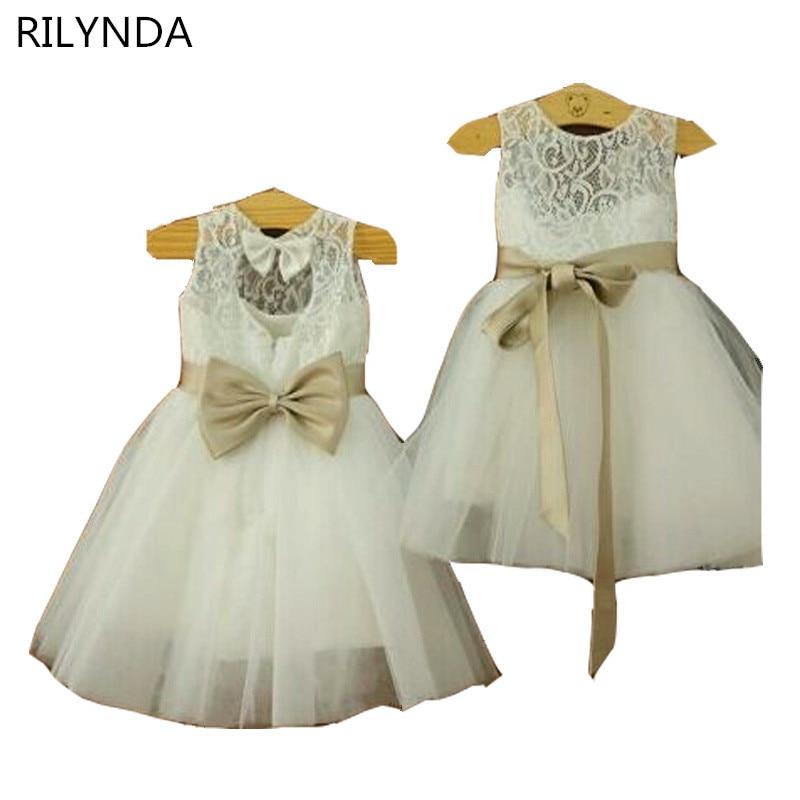 ФОТО White ivory Girl Dress Autumn Winter Christmas Costume For Girls Party Birthday  Girls Dresses Children Clothing