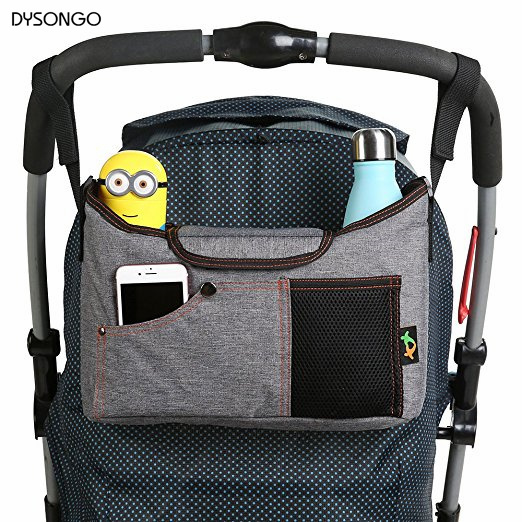 8841d0f5876b US $29.99 |Best Universal Baby Stroller Organizer Bag Large Capacity  Storage Diaper Bag With Superior Quality-in Strollers Accessories from  Mother & ...