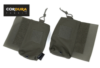 TMC JPC MBITR Radio Pouch Set Matte Cordura RG Airsoft Military Utility JPC Pouch Free Shipping