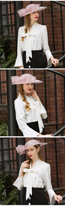 women hats for church