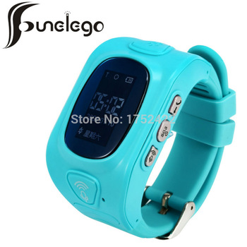 Funelego Smart Watch For Kids Location WiFi Tracker Monitor SOS Waterproof Smart Baby Watches Phone Children With SIM Card GPS